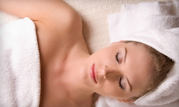 The Wellness Spa - Edmond: Spa Package at The Wellness Spa. Two Options Available.