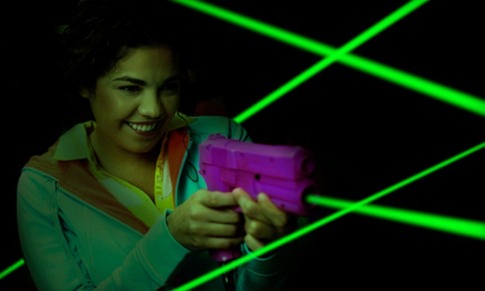 Lincoln Laser Tag - Lincoln: Gaming Outing for Two or Four with Laser Tag and Arcade Games for Two or Four at Laser Tag of Lincoln (Up to 53% Off)