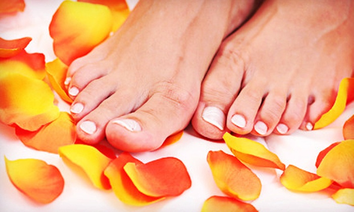 Advanced Foot Care Center - Advanced Footcare Center: $299 for Laser Nail-Fungus Removal for Both Feet at Advanced Foot Care Center ($985 Value)
