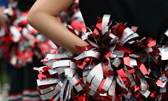 Cheer St. Louis - O'Fallon: $26 for $60 Worth of 1 Month Cheerleading Tuition— Cheer St. Louis