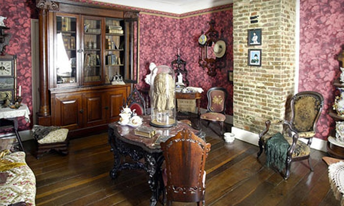 Lotz House Museum - Franklin: Visit for Two Adults or Family of Four to Lotz House Museum (50% Off)