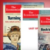 "40% Off Subscription to the ""Economist"""