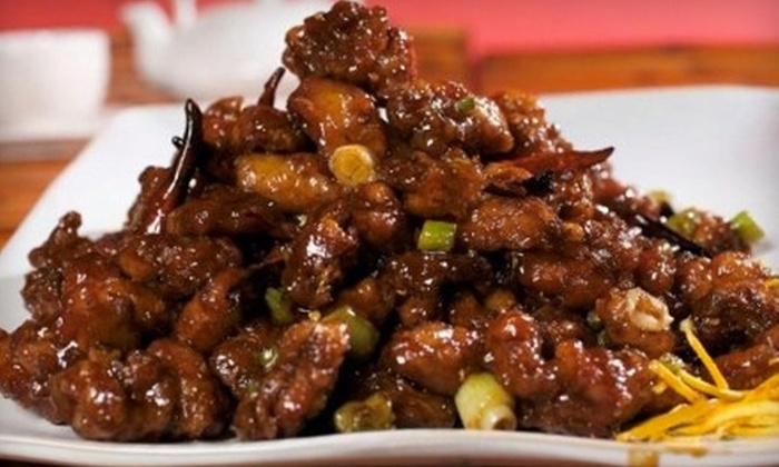 City Wok - Hillcrest: $10 for $20 Worth of Asian Cuisine at City Wok
