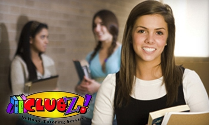 Club Z! - Boise: $84 for Two Weeks of Tutoring for High-School Students ($168 Value) or $76 for Two Weeks of Tutoring for Elementary-School Kids ($152 Value) from Club Z!
