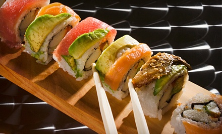 $20 Groupon for Lunch - MK's Sushi in Fort Worth