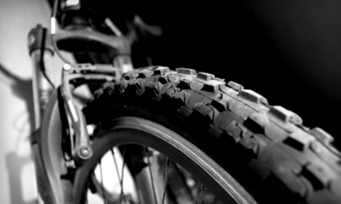 The Bike Shop at Las Colinas - Irving: $25 for a Basic Tune-Up (Up to $49.99 Value) or $20 for a 10-Hour Bike Rental (Up to $44.99 Value) at The Bike Shop at Las Colinas in Irving