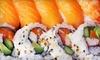 Oysi Oysi Japanese Restaurant - West End: Sushi and Japanese Cuisine for Lunch or Dinner at Oysi Oysi (Half Off)
