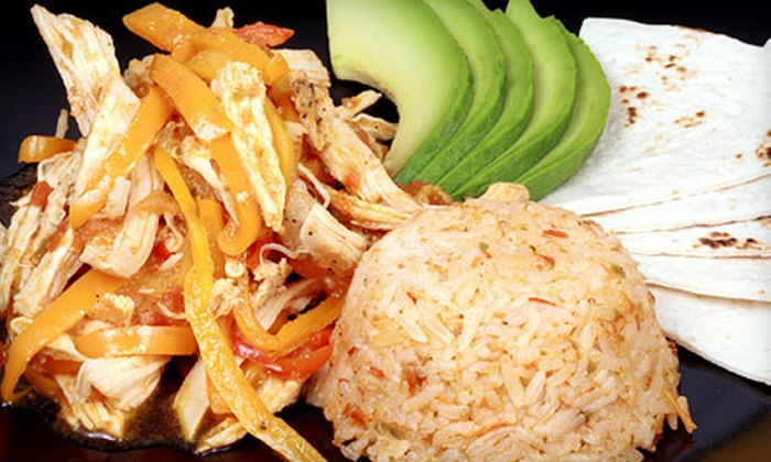 La Fogata - Terry Sanford: Colombian Food for Two or Four at La Fogata (Up to 55% Off)