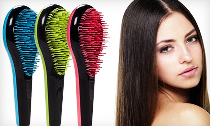 9 For An Ultimate Detangling Brush Groupon