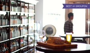 Provisions Market: $80 for a $100 Gift Card for Craft Beer, Breakfast and Artisan Deli Fare at Provisions Market