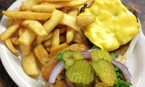 Nonnie's Place: Diner Food at Nonnie's Place (Up to 50% Off). Three Options Available.