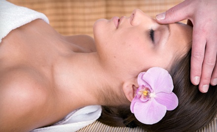 One 60-Minute Swedish or Deep-Tissue Massage - Kimberly James at Sole Food Pedicure Spa in Baton Rouge