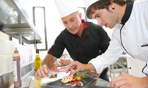 "Station ""Z"" Cookn: Two-Hour Cooking Class for One or Two at Station Z Cookn (Up to 60% Off)"