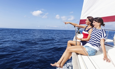 Two-Hour Private Cruise for Up to 6 from New Buffalo Sailing Excursions (Up to 45%Off). Four Options Available.