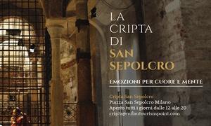 HIGHLINE GALLERIA: Cripta di Leonardo - Visita alla Milano sotterranea per 2 persone (sconto 50%)