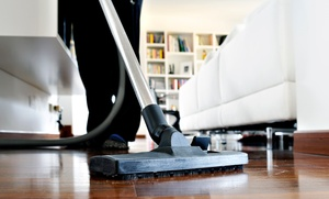 AM Cleaning Services: One or Three Basic or Deep-Cleaning Sessions from AM Cleaning Services (Up to 61% Off)