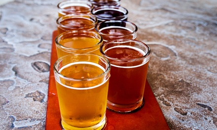 Beer Flights and Appetizers for Two or Four at Belcourt Taps (Up to 50% Off)