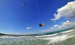 Salento Coast Ovest: 3 lezioni di kitesurf in Salento
