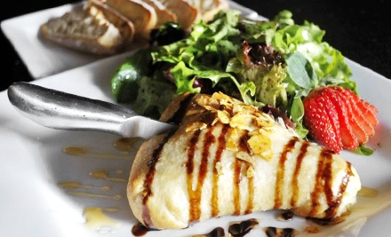 Small Plates or Entrees with Dessert for Two at The Wine Loft (Up to 54% Off)