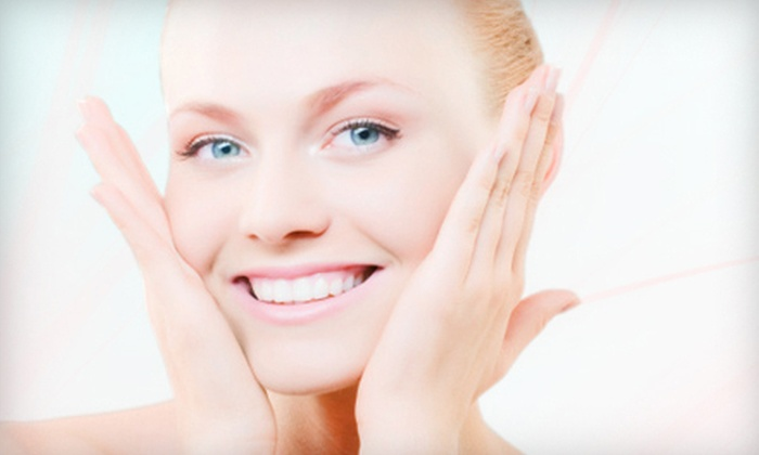 Facial Expressions - Suwanee-Duluth: One or Two Deep-Pore Cleansing Facials with Dermaplaning at Facial Expressions (Up to 71% Off)