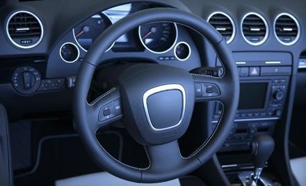 Herb Gordon Volvo: Full Detailing for 1 Non-SUV-Sized Vehicle - Herb Gordon Volvo in Silver Spring