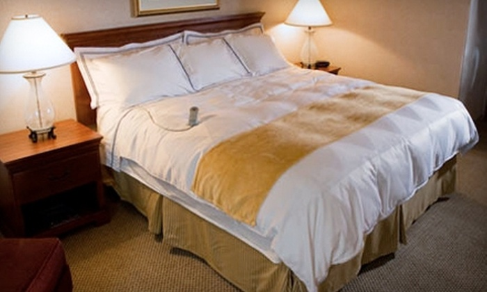 Radisson Hotel Philadelphia Northeast - Bensalem: $74 for a One-Night Stay for Two at the Radisson Hotel Philadelphia Northeast in Trevose (Up to $149 Value)