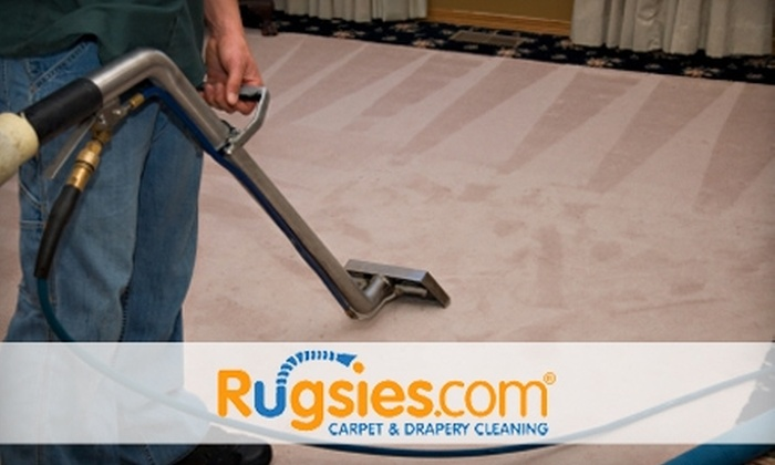 Rugsies Carpet & Drapery Cleaning - Fulford Bythe Sea: $45 for $100 Worth of Cleaning Services for Carpets, Furniture, Drapery, or Air Ducts from Rugsies Carpet & Drapery Cleaning