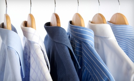 $25 Groupon for Dry Cleaning Services - Carlson Cleaners in Sarasota