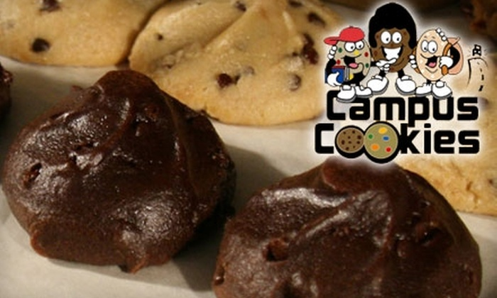 "Campus Cookies - Richmond: $6 for a ""Thinking of You"" Gift Package from Campus Cookies"