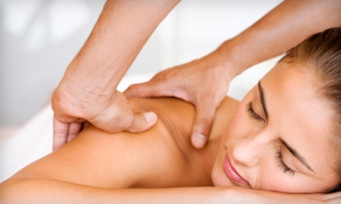 FitBody Studio - Colorado Springs: $32 for a 60-Minute Massage ($65 Value) or $90 for Three Personal-Training Sessions ($195 Value) at FitBody Studio