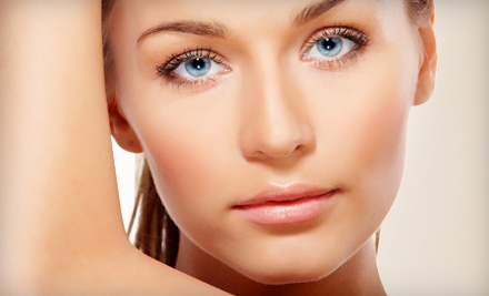 3 Laser Hair-Removal Treatments on a Small Area (up to a $327 value) - Begin With Your Skin Medspa in Eagan