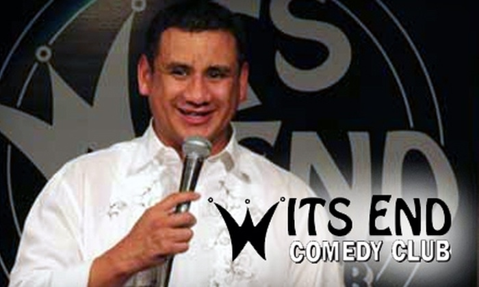 Wits End Comedy Club - West Central Westminster: $10 for Two Show Tickets Plus Two Tickets to Future Performance at Wits End Comedy Club in Westminster