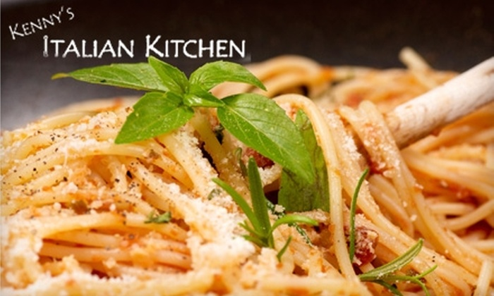 Kennys Italian Kitchen In Dallas Texas Groupon
