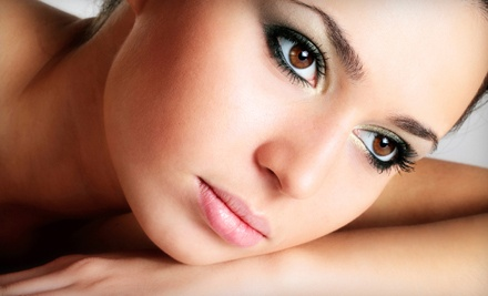 Express Facial and Make Up Application (a $60 value) - The Lash Lady at Euphoria Color & Hair Salon in Fayetteville