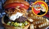 Zuzies - CLOSED - Astoria: $8 for $16 Worth of Gourmet Burgers and More at Zuzies