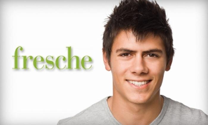fresche Salon & Boutique - Decatur: $12 for a Men's Haircut at fresche Salon & Boutique in Decatur ($25 Value)