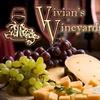 53% Off Fare at Vivian's Vineyards