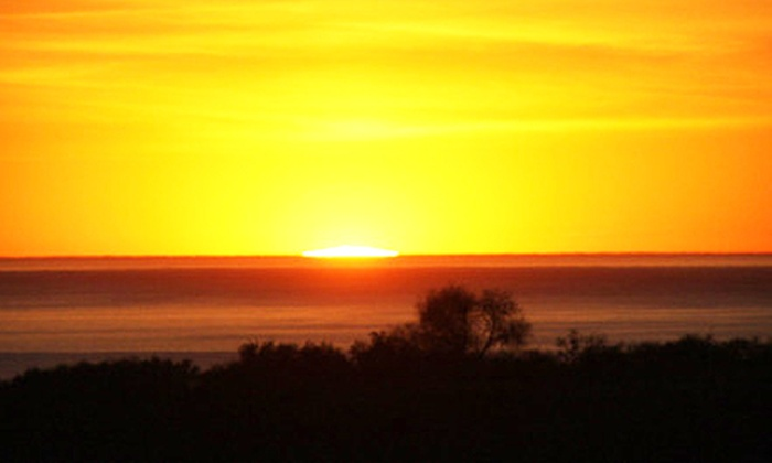 Malibu Discovery Tours - Los Angeles: Guided Sunrise Hiking Tour for Two or Four from Malibu Discovery Tours (Up to 56% Off)