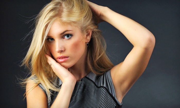 Salon Vincenzo - Beechwood: Haircut and Partial- or Full-Foil Color at Salon Vincenzo (Up to 58% Off)