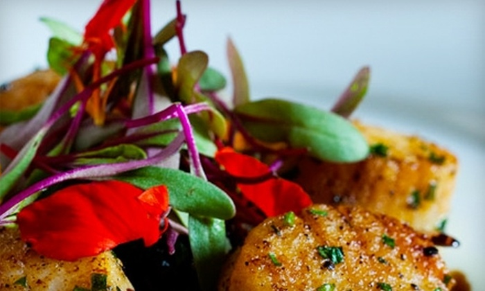 Alchemy Tapas & Bistro - Gloucester: $15 for $30 Worth of Contemporary American Cuisine and Drinks at Alchemy Tapas & Bistro in Gloucester