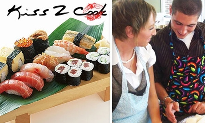 Kiss z Cook - Carmel: $35 for a Two-Hour Cooking Class at Kiss Z Cook