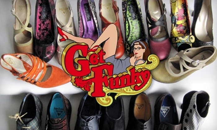 Get Funky Boutique - Downtown Kingston: $20 for $40 Worth of Accessories, Apparel, and More at Get Funky Boutique