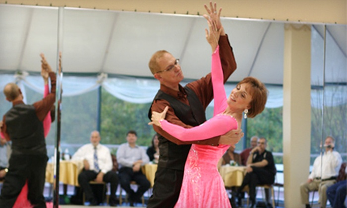 A Step to Gold International Ballroom - Northwest Raleigh: $25 for a One-Week Dance-Class Package for One or a Couple at A Step to Gold International Ballroom ($125 Value)
