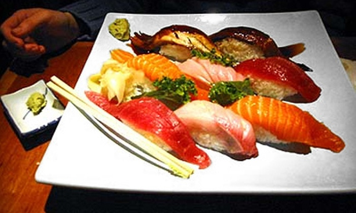 Sushi at the Lake - One Norman Square Apartments: $15 for $30 Worth of Sushi and Japanese Fare at Sushi at the Lake in Cornelius
