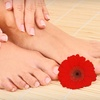 Up to 56% Off Manicure or Mani-Pedi