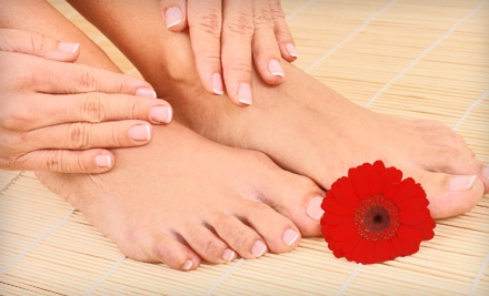 SPAtaneity: Express Manicure with Shellac Nail Color - SPAtaneity in Fort Worth
