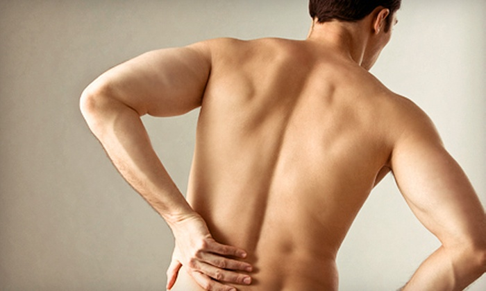 Cornerstone Spinal Care - Milpitas: Back Package with Exam and Three or Six Spinal-Decompression Treatments at Cornerstone Spinal Care in Milpitas (95% Off)