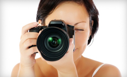 Group Photography Lesson for 1 (a $200 value) - Joel Archer Photography in Oklahoma City