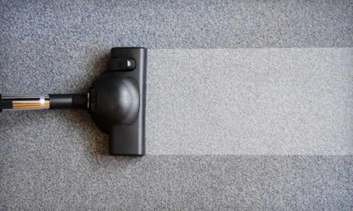 Rowell and Sons Carpet Cleaning - Sandy: $49 for a Three-Room Deep-Steam Carpet Cleaning from Rowell and Sons Carpet Cleaning (Up to $99 Value)