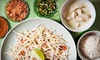 Satay Restaurant - North Shoal Creek: Customized Chef-Prepared Meal for Two, Four, or Six at Satay Restaurant (Up to 53% Off)